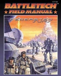Field Manual: Federated Suns (BT) [Softcover]