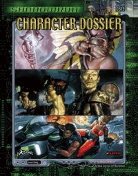 Shadowrun Character Dossier (SR3) [Softcover]