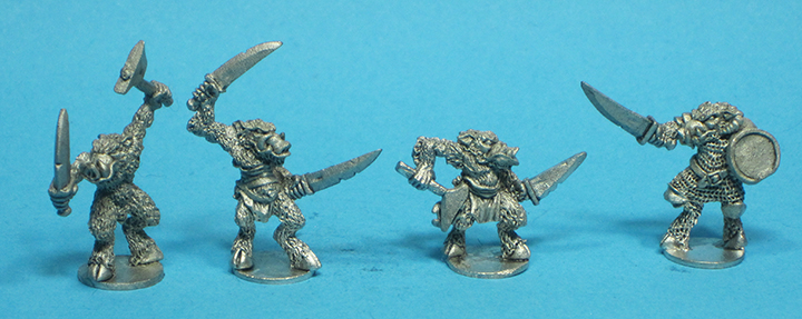 Beastmen with Hand Weapons (12)