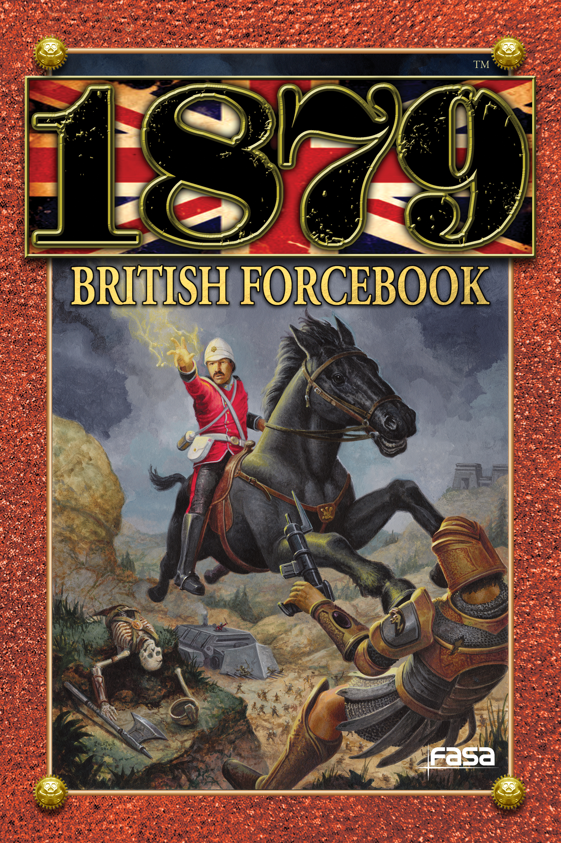 1879 Miniatures British Forcebook [bundle]
