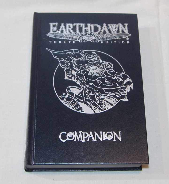Earthdawn Limited Edition Hard Cover Companion