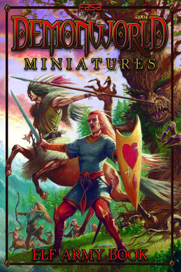 Print fasa games store demonworld elf army book pdfprint bundle fandeluxe Gallery
