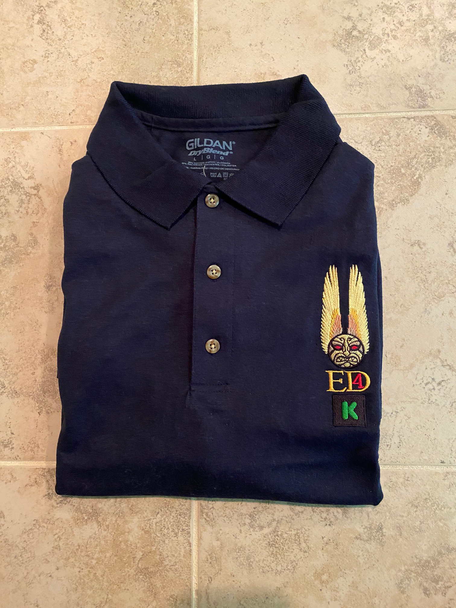 Earthdawn Logo Polo Shirt