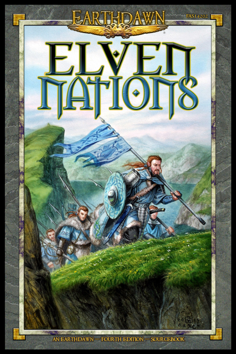 Elven Nations (ED4) [PDF]