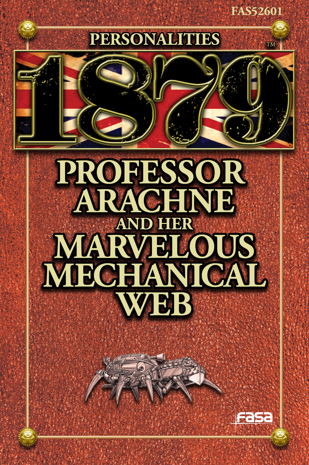 1879 RPG Personalities 01 Professor Arachne