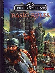 Fanpro llc fasa games store the dark eye basic rulebook tde hardcover fpr10450 fandeluxe Choice Image
