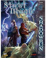 Fanpro llc fasa games store street magic sr4 softcover fandeluxe Gallery