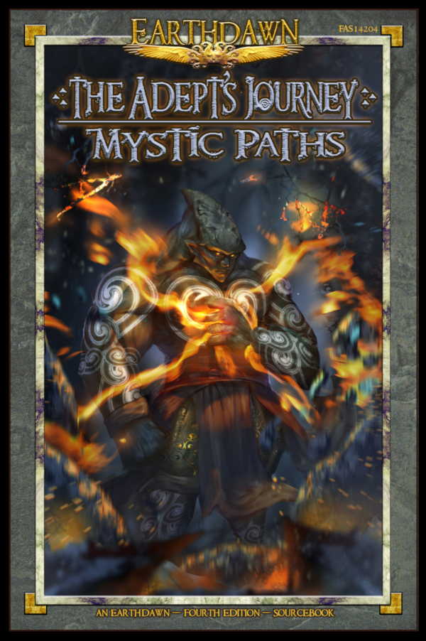 Adept's Journey - Mystic Paths