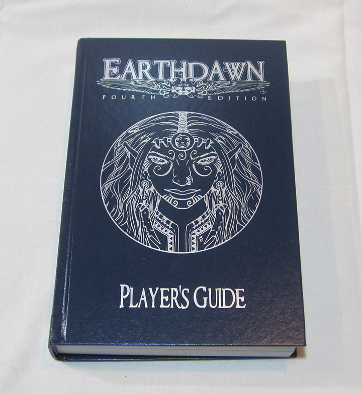 Earthdawn Limited Edition Hard Cover Player's Guide
