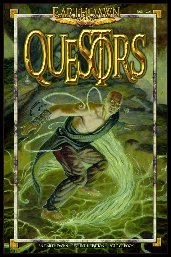 Questors (ED4) [Bundle]