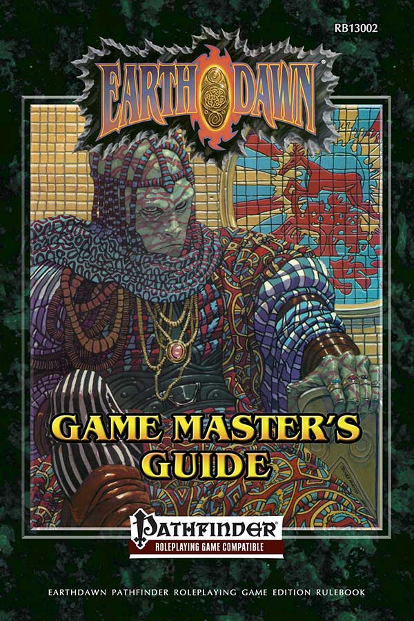 Earthdawn Game Master's Guide [EDP] PDF